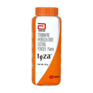 Terbinafine 50g Tyza Dusting Powder
