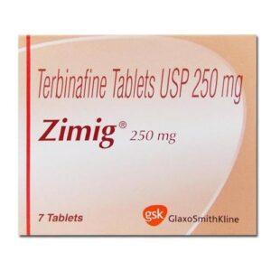 Terbinafine 250mg Zimig