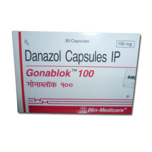 Gonablok 100mg Capsule Danazol