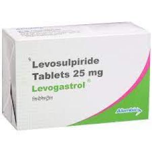 Levogastrol 25mg Tablet Levosulpride