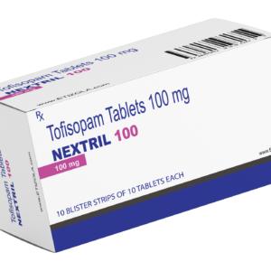 Nextril 100mg Tablet