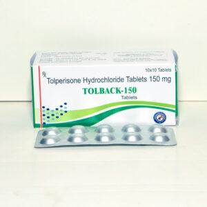 Tolbrac 150mg Tablet