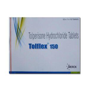 Tolflex 150mg Tablet
