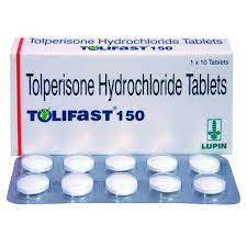 Tolifast 150mg Tablet
